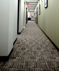 commercial office carpet care
